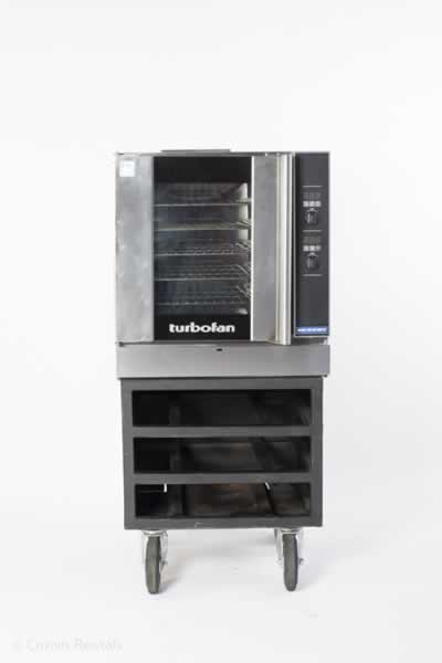 Small Turbo Convection Oven