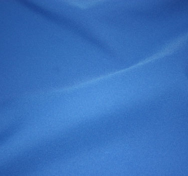 Polyester Electric Blue