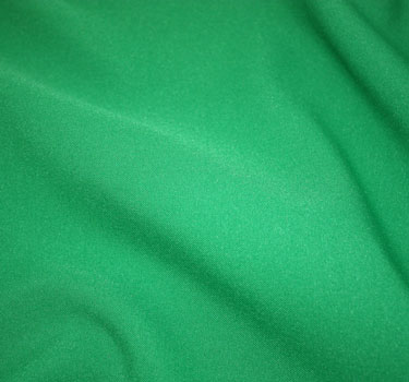 Polyester Grass Green