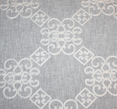 Table Runner White Medina