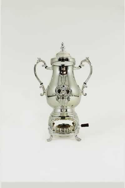 Serving Accessories 25 Cup Silver Plated Urn